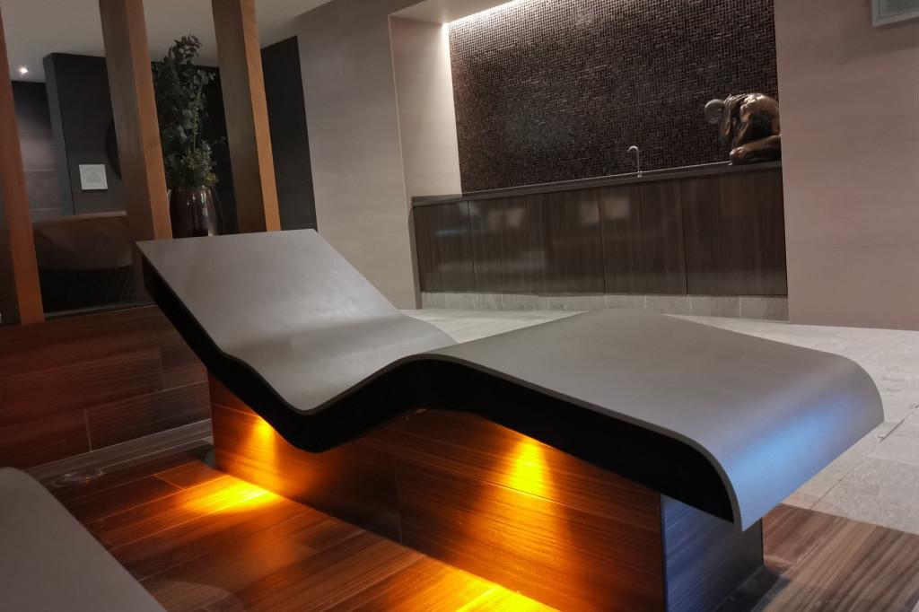 health massage center